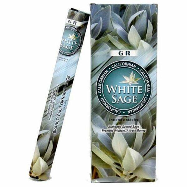 Weißer Salbei Räucherstäbchen